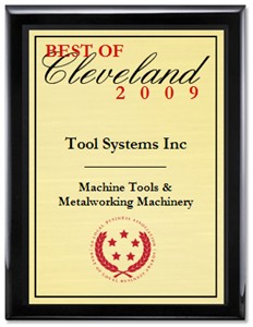 Best of Cleveland 2009 Award