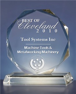 Best of Cleveland 2010 Award