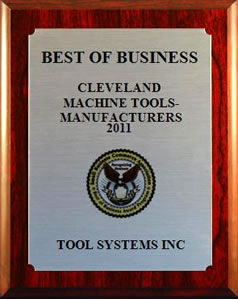 Best of Business 2011 Award